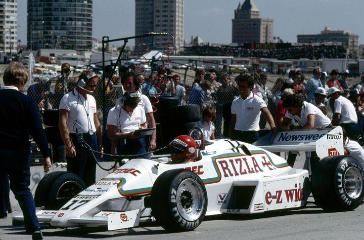 1983 Long Beach RAM March 01 - Ford Eliseo Salazar