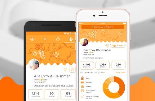 Το Swarm παροτρύνει τους χρήστες του να κρατούν επαφή με τους φίλους τους - Social Media Life