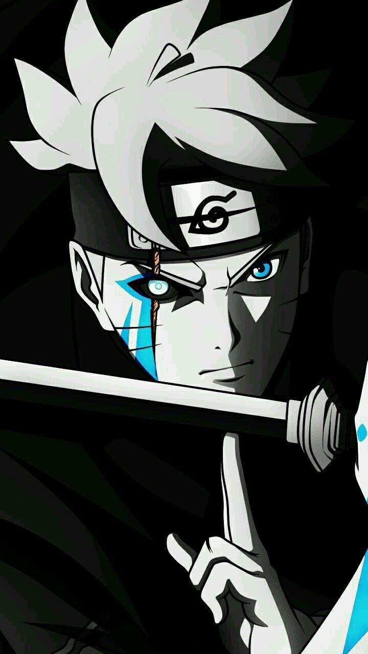 31+ Anime Wallpaper Black Naruto