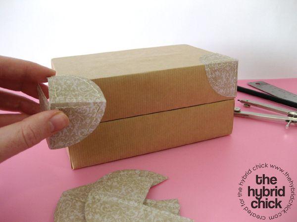 Mala Caixa de Presente em isopor revstido