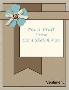 PCCC 22 card sketch
