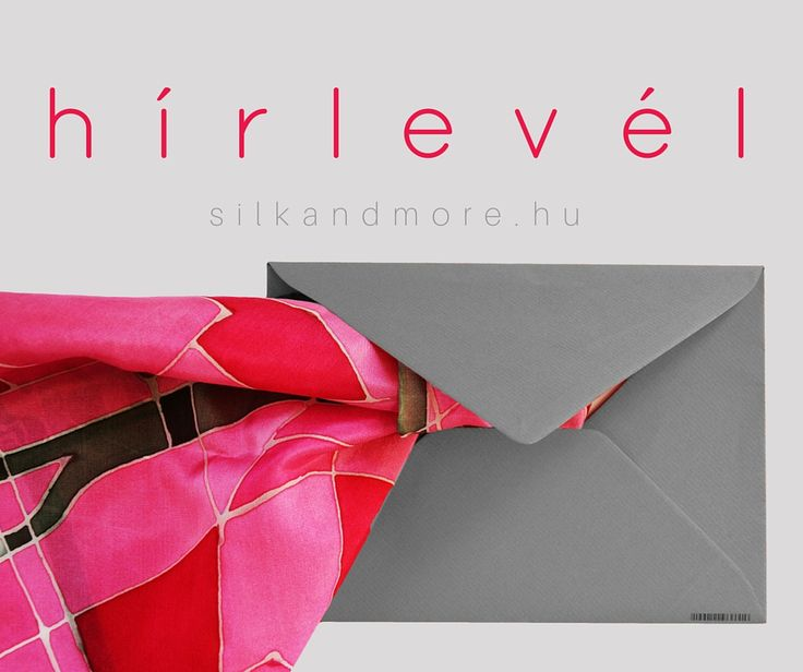 végre itt a  silk&more hírlevél! / silk&more e-mail