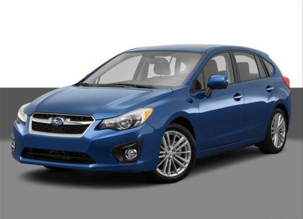 2014 Subaru Impreza 4 Door Auto 21 600x433 2014 Subaru Impreza Sedan Full Review