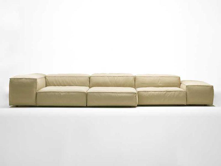Modulares Gepolstertes Sofa EXTRASOFT By Living Divani | Design Piero  Sofa  WZ Lissoni