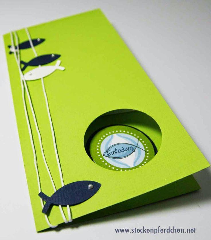 ******* Steckenpferdchen: Eine Kommunionkarte