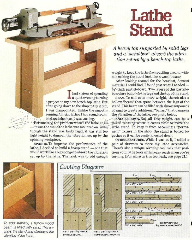14 best Lathe images on Pinterest | Woodworking plans ...