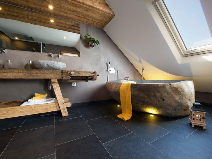 Schiefer badezimmer ~ Die besten schieferfliese badezimmer ideen auf