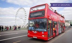 Groupon - 24-Hour Hop-On Hop-Off Camden Loop Bus Ticket for Adult or Child with London City Tours in London. Groupon deal price: £14.25