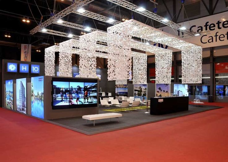Stand Expo Europa : Stand by servis fitur builder barcelona spain