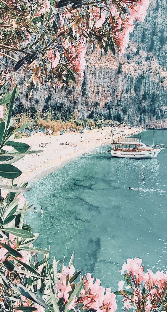 Butterfly Valley, Türkei, #Butterfly #Reiseziele #Reisetipps # … – #Reis …