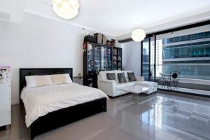 We found a place for a new occupant in this modern studio apartment in Prestigious World Tower Sydney. Let us help you find your space.