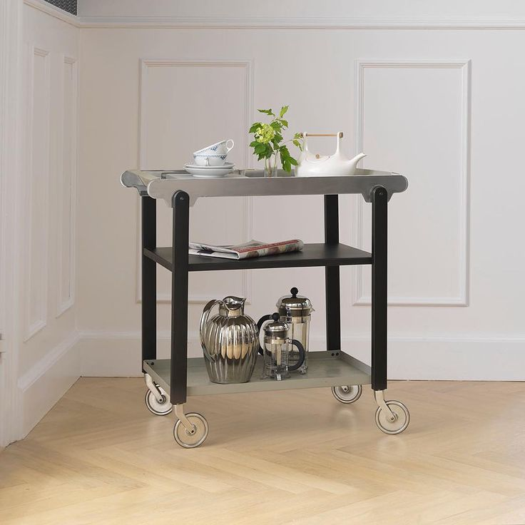 The trolley can easily be moved around using its light and graceful chrome wheels and the upper tray can be removed to become a traditional serving tray. . . . #anoon #bylassenanoon #trolley #drinkstrolley #bylassen #launch #aw16 #newin #interiorinspiration #decorinspiration #apartmenttherapy #decorhome #apartmentlife #creativelifehappylife #chasinglight #justgoshoot #acertainslantoflight #makemoments #straighfacades #strideby #artwatchers #minimalmood #minimalove #minimal_perfection…