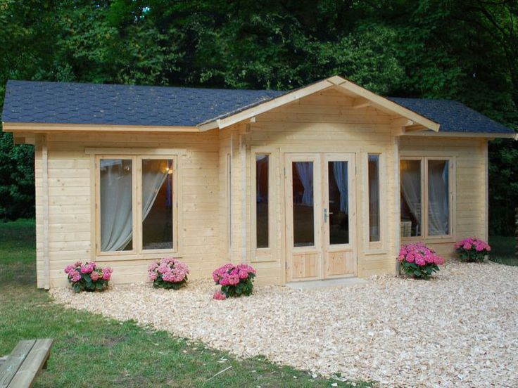 Prefab Small Log Cabin Kits for sale!