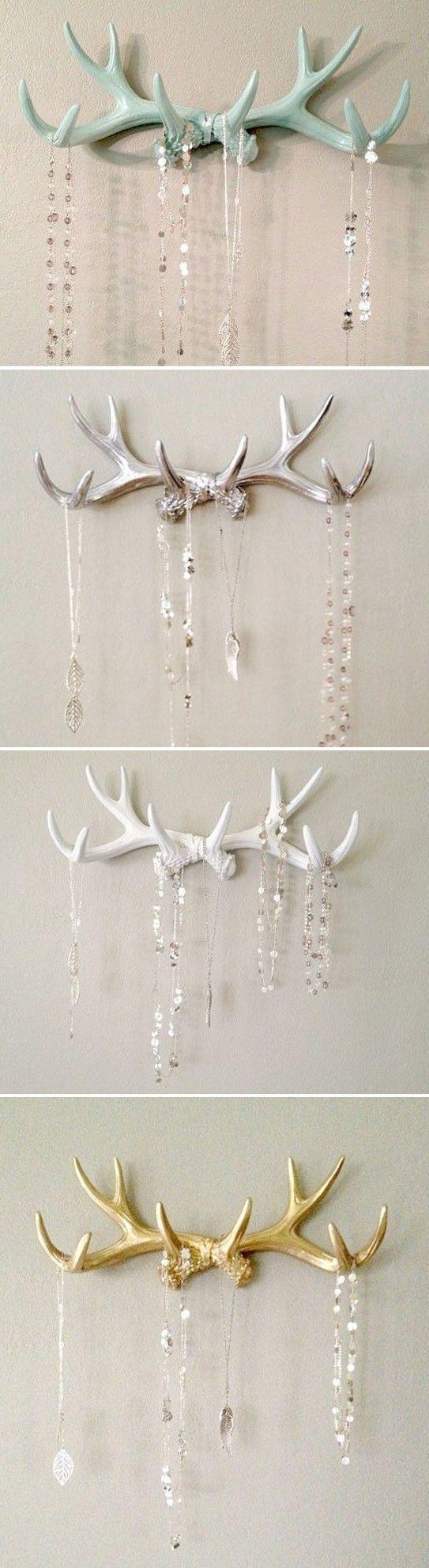 The 25 best deer antler crafts ideas on pinterest deer for Fake deer antlers for crafts