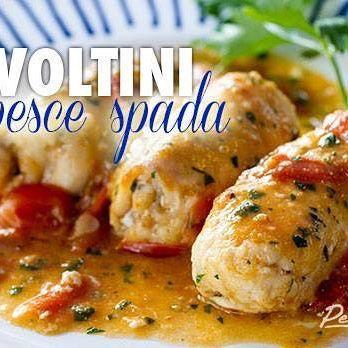 Involtini di pesce spada #pescespada#pescefresco#milano#seafood#swordfish #food#instafood#instagood#restaurant#milan#eat#cibo#foodie#alpesciolino#fish