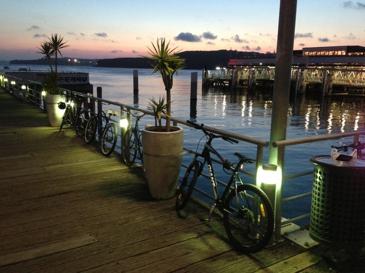 Manly warf, iPhone pix