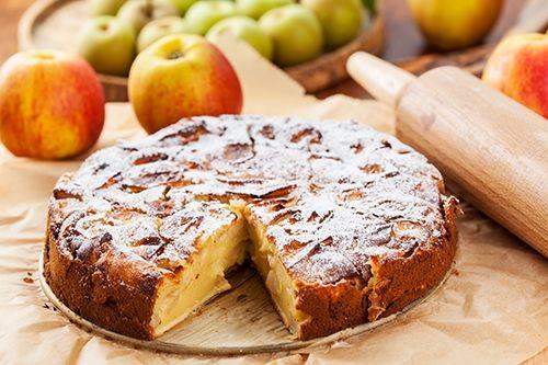 Receta de Tarta de Manzana Francesa