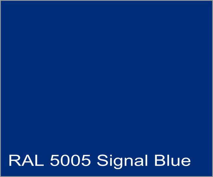 ral 5005 signal blue