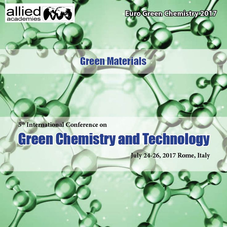 Green Materials #Green materials are composed of #renewable resources. Green materials are environmentally liable due to their impacts were considered over the life of a product.  The concepts of green materials build from the field of green chemistry, the utilization of its principles to reduce or eliminate hazardous substances in the design, manufacture and application of chemical products. The focus of Green Materials relates to synthesis, development, rheology and application of…