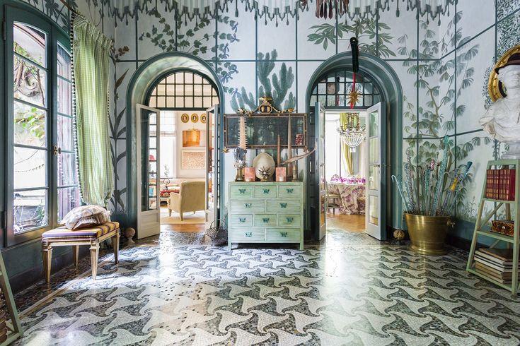 Piero portaluppi casa atellani favorite spaces for Design di interni milano