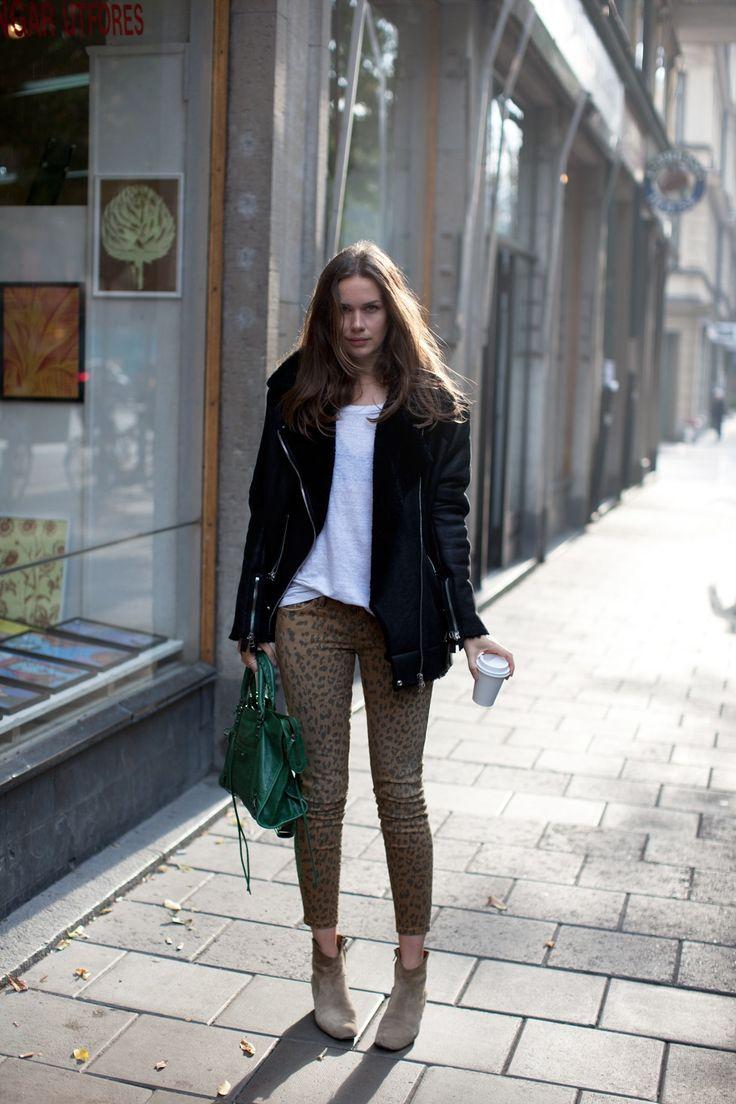Caroline Blomst + Isabel Marant Dicker Boots