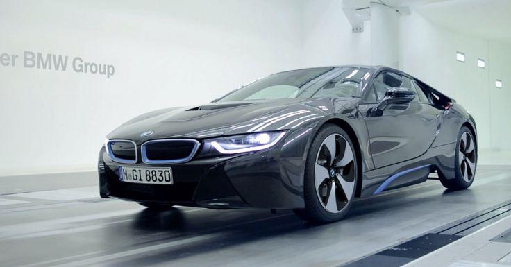 BMW i8: oggi la sportiva di domani | Autoaspillo