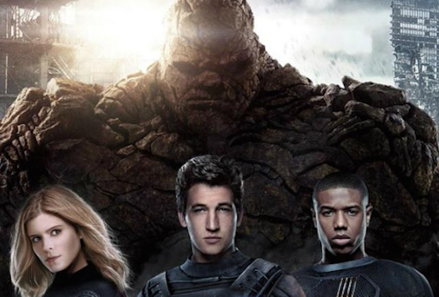10 Films That Should've Stayed in Development Hell - Fantastic Four