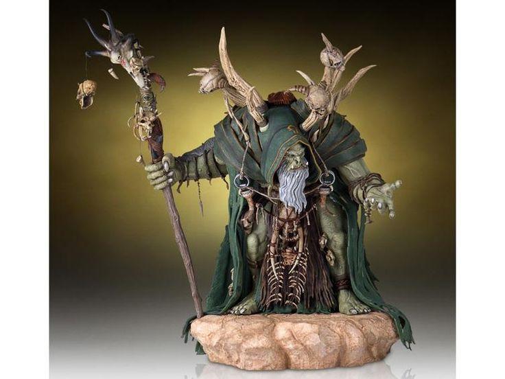Warcraft Statue - Gul'dan - Warcraft (2016) Statues