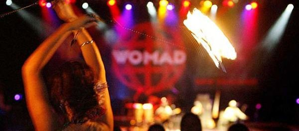 See the world perform at WOMAD: 14-16 March 2014