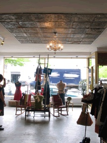General 54 is a boutique located in Montreal's Mile End district  54 St Viateur O.  Mtl, QC