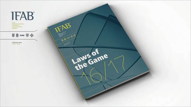 Laws of the Game 2016-2017