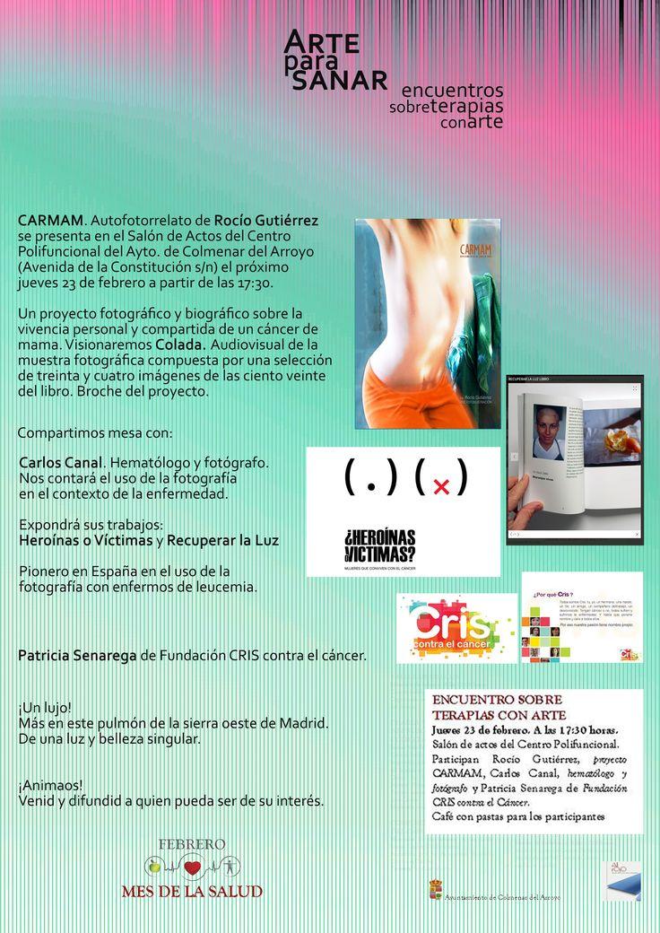 Arte para Sanar. Encuentro en Colmenar del ArroyoA21 Periódico Gratuito Sierra Oeste de Madrid