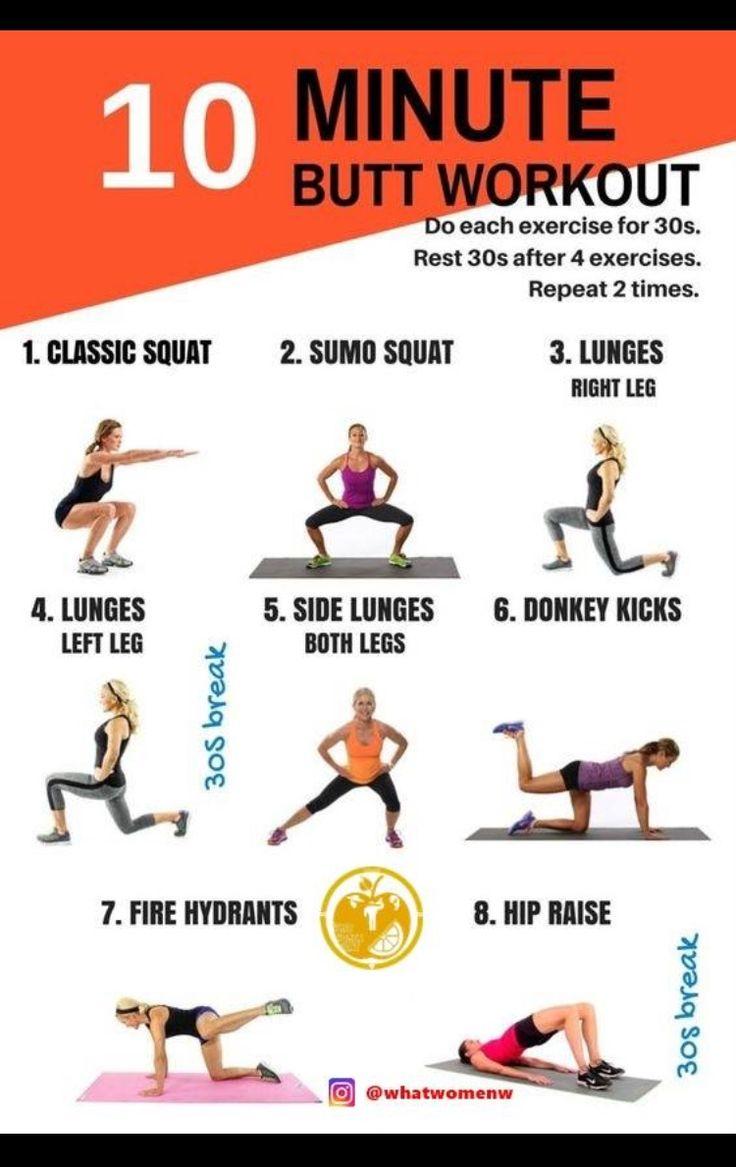 10min workout