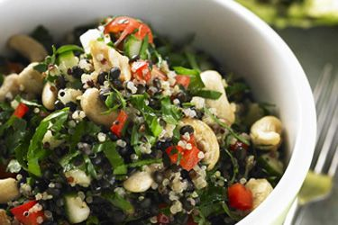 Lentil and quinoa salad – Recipes – Bite.co.nz  #RealFood #HealthyEating