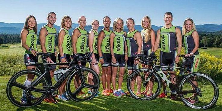 2014 IRONMAN Foundation-Newton Running Ambassador Triathlon Team