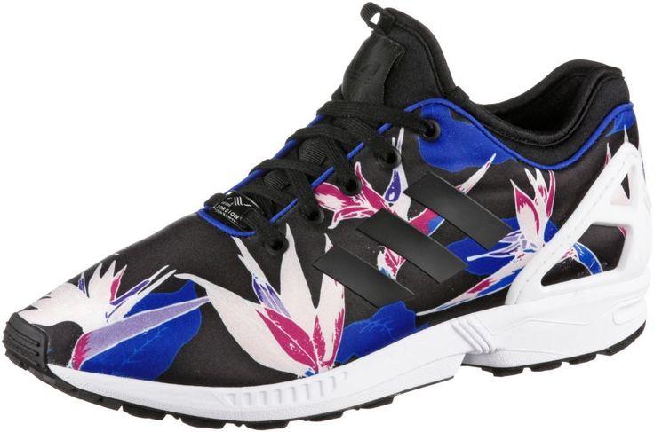 #adidas #ZX #FLUX #NPS #Sneaker #Damen #schwarz/bunt -