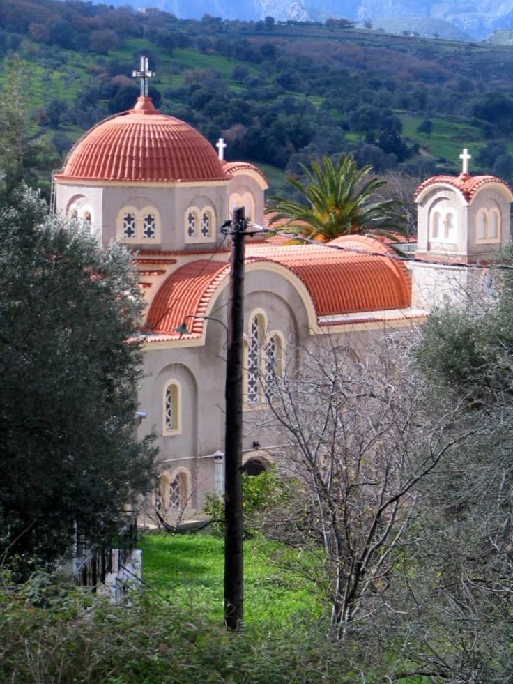 Church in Spili