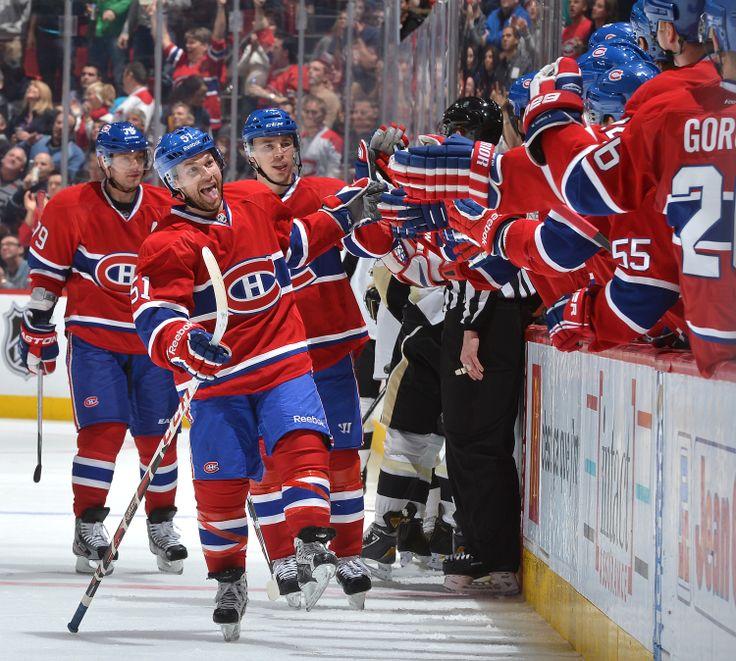 David Desharnais, Canadiens Montreal