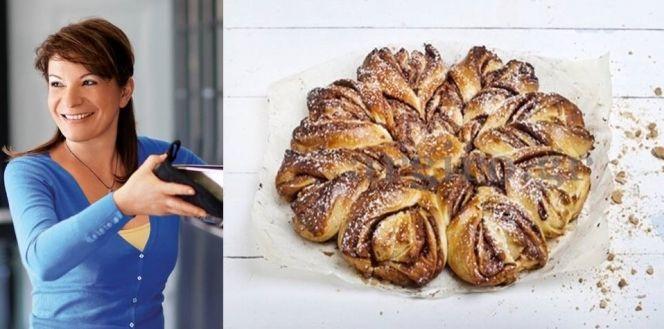 Φανταστικό μπριός με γεύση μπισκότο-πραλίνα από την Αργυρώ