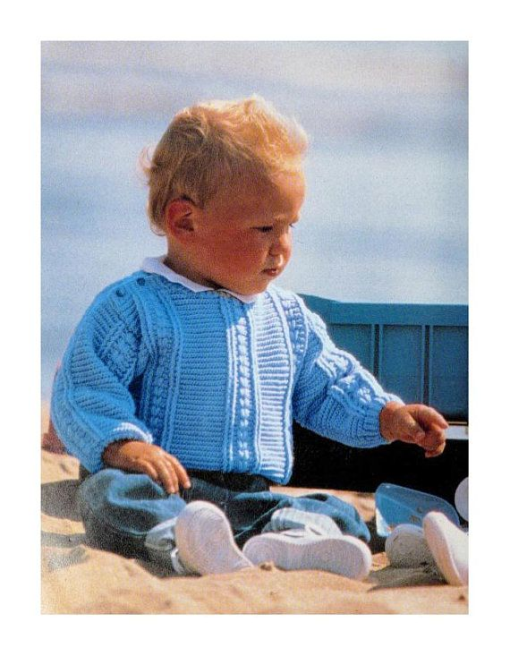 Little Boy Blue Pullover for 1 to 3 years CROCHET PATTERN at Etsy  https://www.etsy.com/listing/606456155/little-boy-blue-pullover-for-1-to-3