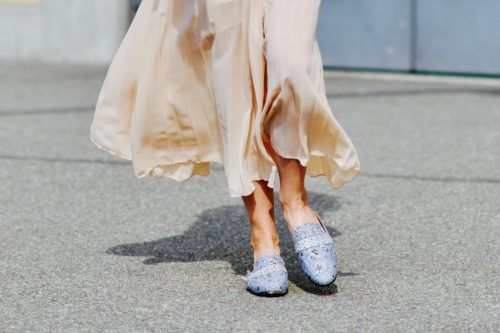 How to Style Pastels to Perfection: Ageless Style Linkup
