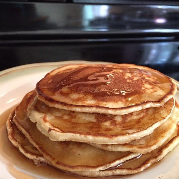 Good Old Fashioned Pancakes | Recipe | Food, Old fashioned pancake recipe,  Food recipes