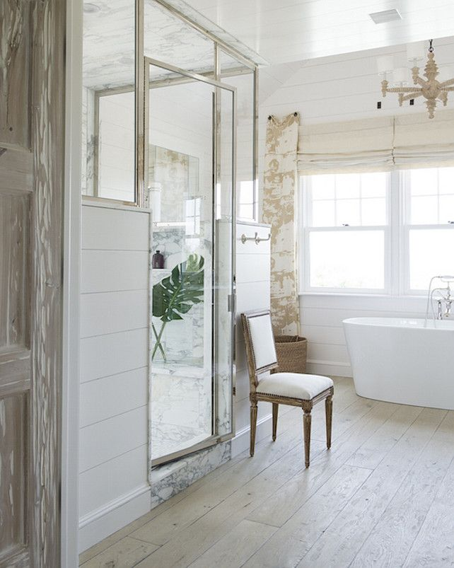 157 Best Images About Bathrooms On Pinterest Soaking Tubs Traditional Bathroom And Chic