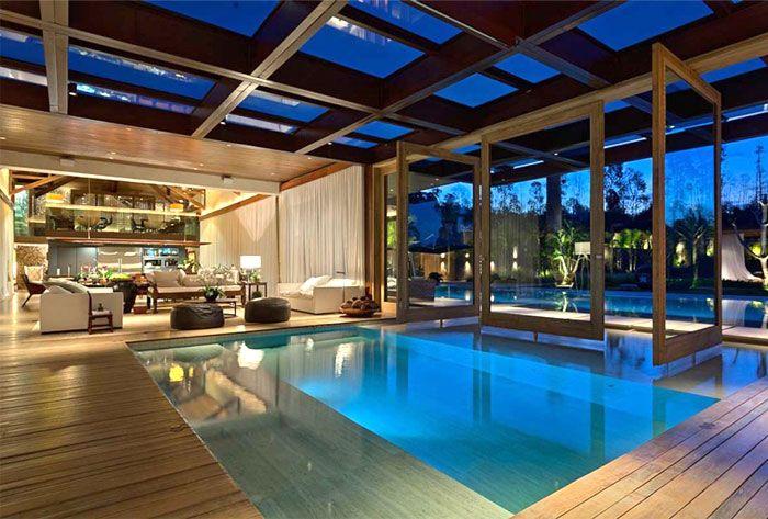 Luxurious Casa Nova Lima with Dramatic Landscape Compositions amazing luxury home