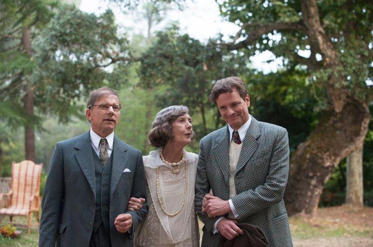 MAGIC IN THE MOONLIGHT, Simon McBurney, Eileen Atkins, Colin Firth, 2014 | Essential Film Stars, Colin Firth http://gay-themed-films.com/film-stars-colin-firth/