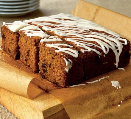 The lightest and most enticingly moist carrot cake you will ever come across - just find a good hiding place for it!