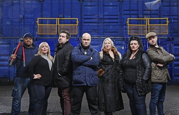 Storage Hunters' Sean Kelly to attend MCM Manchester Comic Con 2015