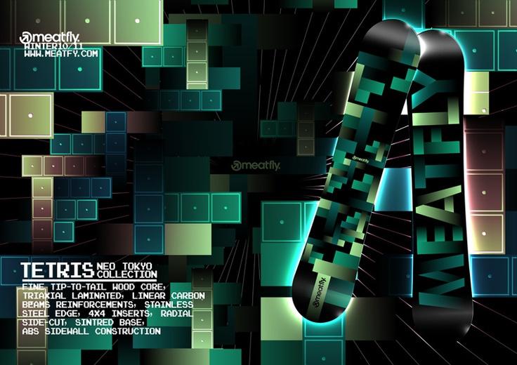 """""""Tetris SNB"""" by yVANs"""