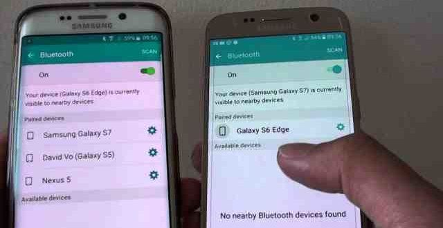 Galaxy S7 Bluetooth risoluzione dei problemi | Allmobileworld.it