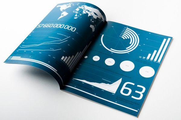 Art-Spire, Source dinspiration artistique / 32 incroyables exemples de data visualisation